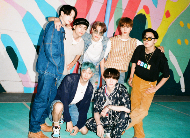 BTS drop second teaser photo for 'DYNAMITE' giving retro chic vibe