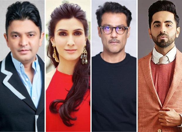 Bhushan Kumar And Pragya Kapoor To Produce Abhishek Kapoor And Ayushmann Khurrana S Untitled Love Story Bollywood News Bollywood Hungama