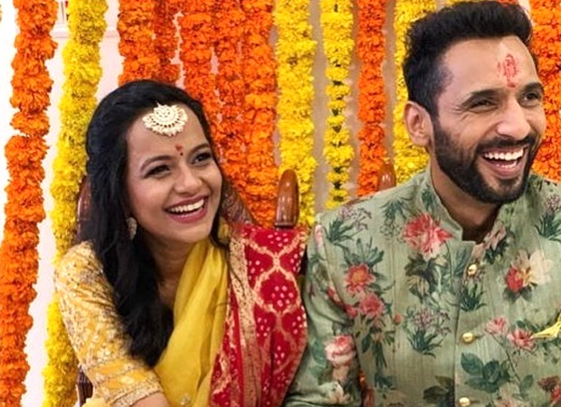 Choreographer-actor Punit Pathak gets engaged, shares adorable pictures from the ceremony