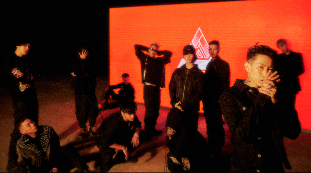 Jay Park, Sik-K, pH-1, Woodie Gochild, HAON and Trade L team up for powerful 'Cypher' music video