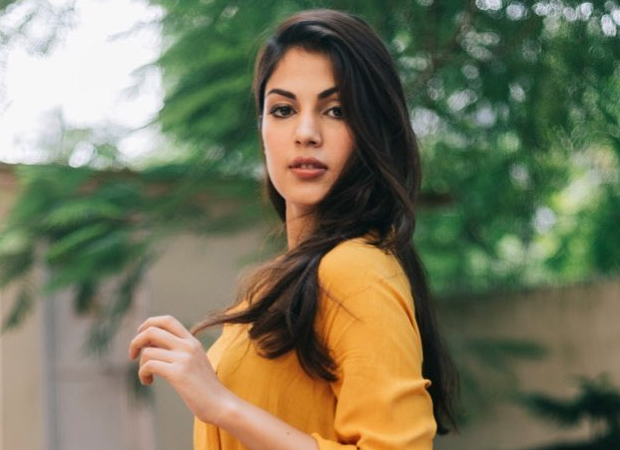 Rhea Chakraborty says the media trial is a witch hunt