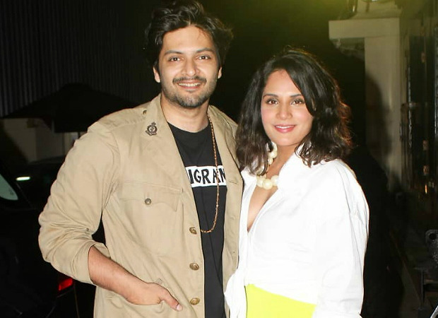 Richa Chadha and Ali Fazal move their wedding to 2021