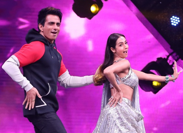 Sonu Sood and Malaika Arora recreate 'Munni Badnaam Hui' on India's Best Dancer!