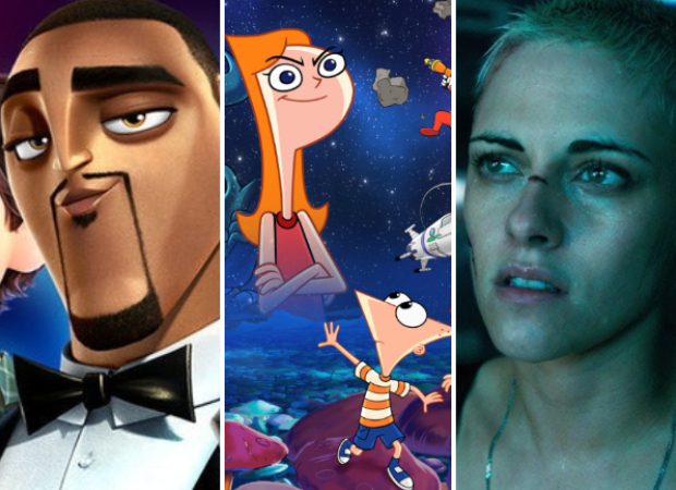 Spies in Disguise, Phineas & Ferb - The Movie, Underwater - Here's every movie and series arriving on Disney+ Hotstar