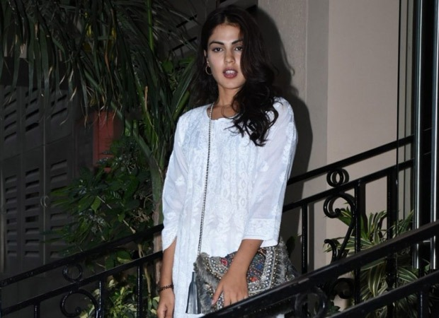 Rhea Chakraborty moves to Supreme Court over unfair media trial; says she is being made scapegoat of political agendas