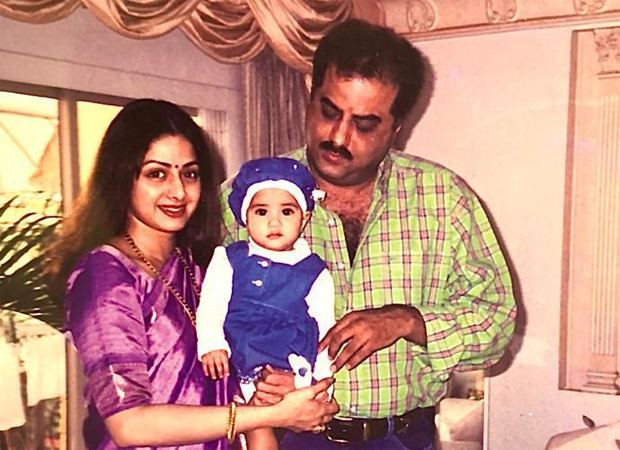Boney Kapoor Shares Old Pictures With Sridevi Says He Misses Her Reaction To Janhvi S Work In Gunjan Saxena Bollywood News Bollywood Hungama