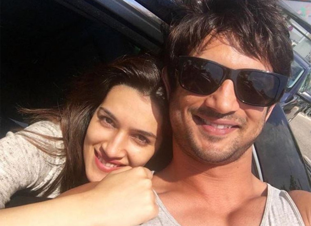 'Pray that the CBI takes over Sushant Singh Rajput's case so it's investigated without any political agendas': Kriti Sanon