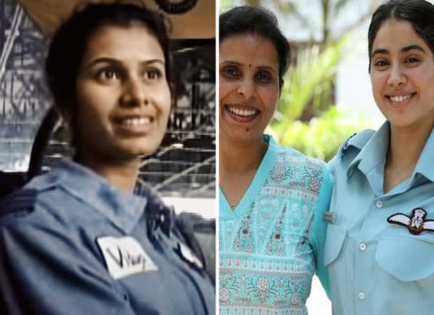 Sreevidya Rajan Says Makers Of Gunjan Saxena The Kargil Girl Have Twisted The Facts Says She Was The First Lady Pilot To Fly In Kargil Bollywood News Bollywood Hungama