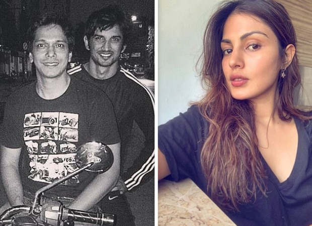 Sushant Singh Rajput's close friend Mahesh Shetty shares his thoughts on Rhea Chakraborty's recent interviews
