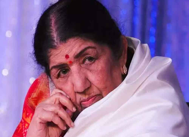 Lata Mangeshkar's residential building sealed as a precautionary measure against COVID-19