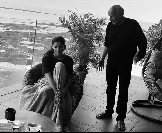 Sadak 2: Pooja Bhatt gives a glimpse into the journey of the film through behind-the-scene pictures