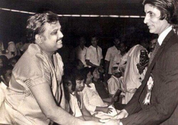 Amitabh Bachchan pays tribute to late SP Balasubrahmanyam