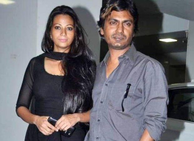 Nawazuddin Siddiqui's wife Aaliya records statement against the actor and his family at Budhana Police Station