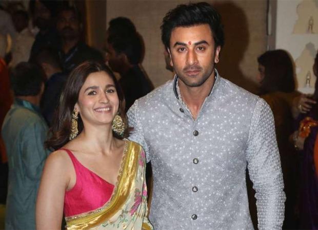 Ranbir Kapoor & Alia Bhatt begin dubbing for Brahmastra, a song shoot remains