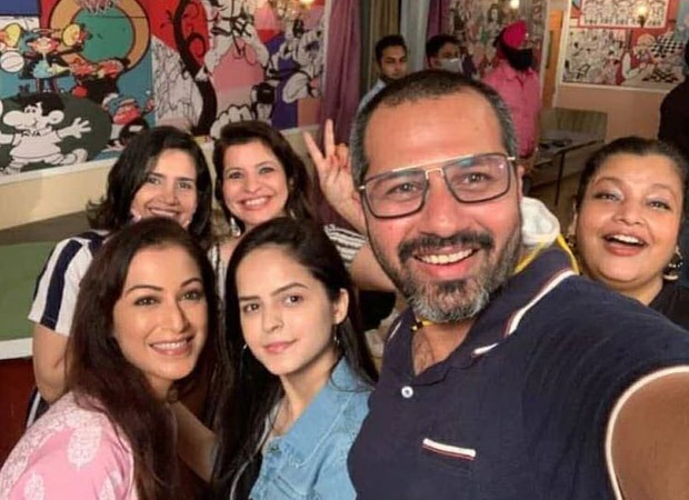 Taarak Mehta Ka Ooltah Chashmah's cast celebrates 3000 episodes on the sets