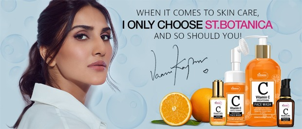 Vaani Kapoor roped in as new brand ambassador of St.Botanica