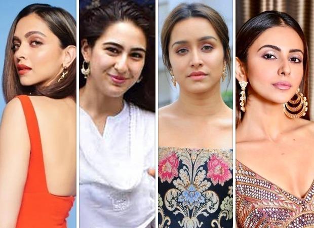 BREAKING: NCB issues summons to Deepika Padukone, Sara Ali Khan, Shraddha Kapoor and Rakul Preet Singh in drug case