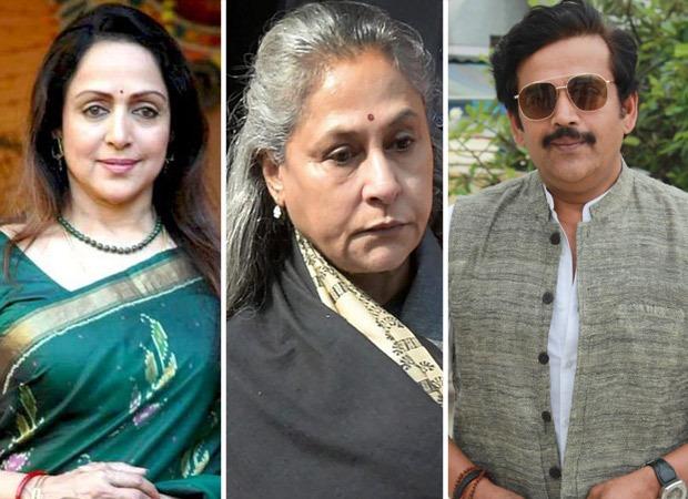 Who Is Maligning Our Beautiful Film Industry Hema Malini Supports Jaya Bachchan Defends Ravi Kishan Bollywood News Bollywood Hungama