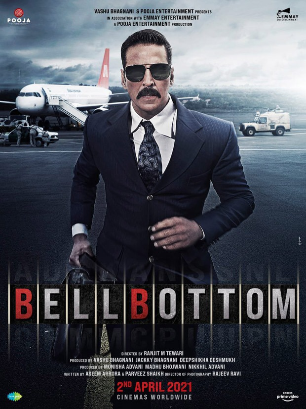 Akshay Kumar wraps up Bellbottom shooting in Scotland during the pandemic