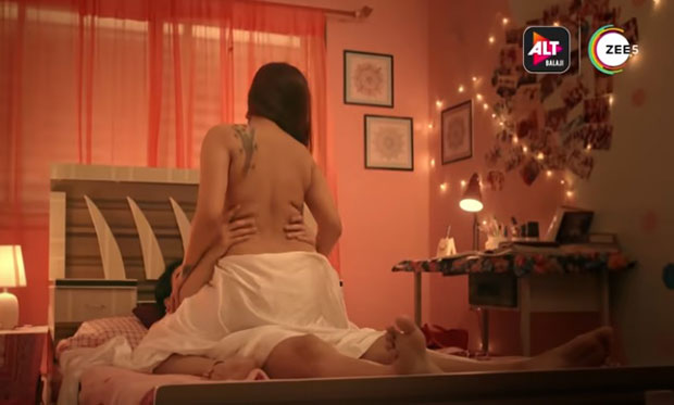 Gandi Baat Season 5: Five steamy scenes from Alt Balaji's show ...