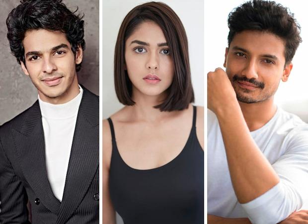 Ishaan Khatter, Mrunal Thakur, Priyanshu Painyuli to star in war-drama Pippa