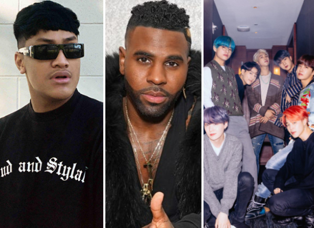 Jawsh 685 Jason Derulo And Bts Savage Love Remix Reaches To No 1 On Billboard Hot 100 Dynamite Stands Tall At No 2 Go Travel Blogger