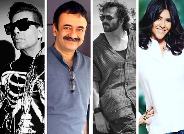 Karan Johar, Rajkumar Hirani, Rohit Shetty, Ekta Kapoor and more join hands to curate stories under the 'Change Within' initiative