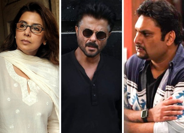 Neetu Singh - Anil Kapoor paired for the first time in Raj Mehta's next