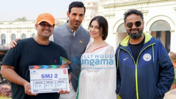 On The Sets From The Movie Satyameva Jayate 2