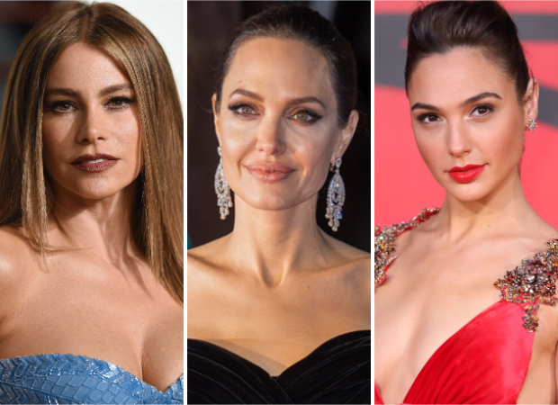 Sofia Vergara named as highest-paid actress with earnings of $43 million; Angelina Jolie & Gal Gadot take second and third spot