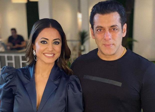 Bigg Boss 14 Hina Khan Asks Salman Khan About His Marriage This Is How He Responded Bollywood News Bollywood Hungama Hina khan husband and family. bigg boss 14 hina khan asks salman