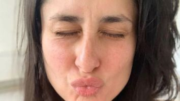 Kareena Kapoor Khan's latest selfie sums up her mood as she goes back home after wrapping Laal Singh Chaddha