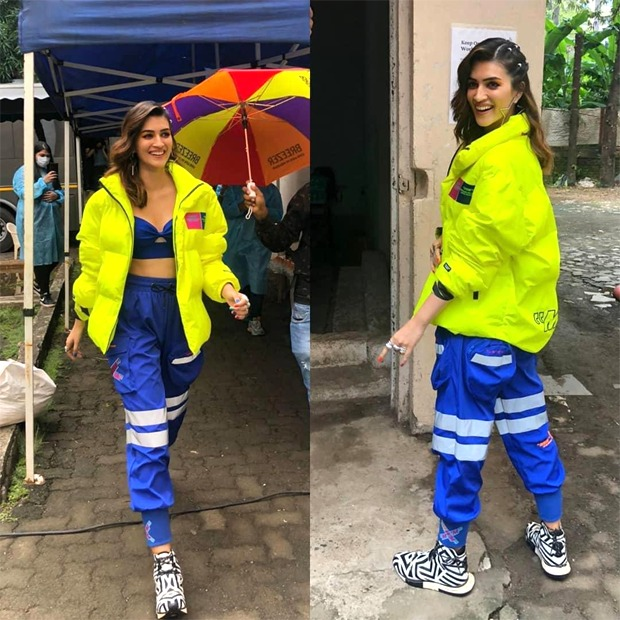 Kriti Sanon rocks the quirky avatar as she collaborates with Breezer Vivid Shuffle for their new campaign