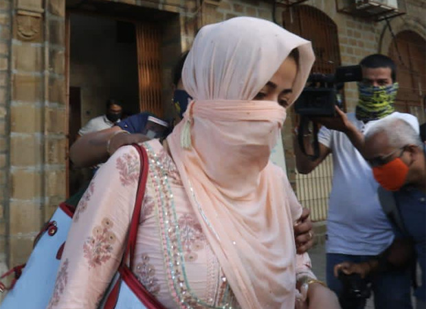 After being arrested, Firoz Nadiadwala's wife Shabana Saeed sent for medical examination in alleged drugs case