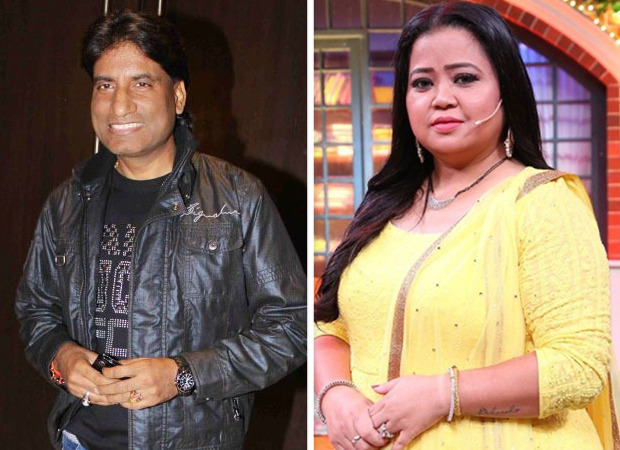 """""""Bharti should know young girls look up to her as a role-model"""" - Raju Shrivastava on Bharti Singh's drug scandal"""