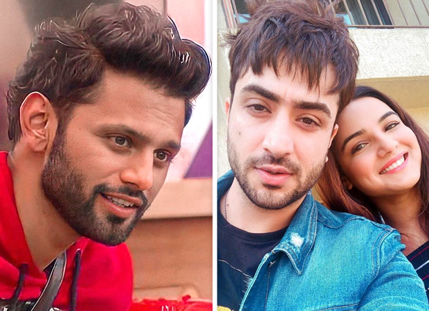 Bigg Boss 14 Rahul Vaidya tells Jasmin Bhasin that she's in love with Aly Goni, she denies being in a relationship with him