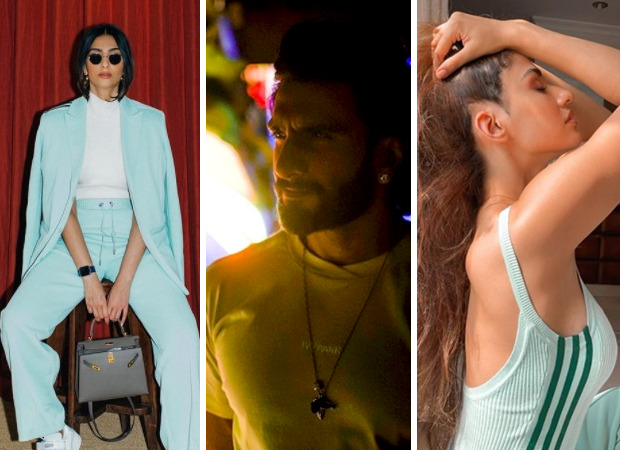 Espacioso Corte de pelo Definir  CELEBRITY SPOTTED: Adidas X Beyonce's IVY PARK Drip 2 Collection becomes a  favourite of Sonam Kapoor, Ranveer Singh, Disha Patani and more : Bollywood  News - Bollywood Hungama