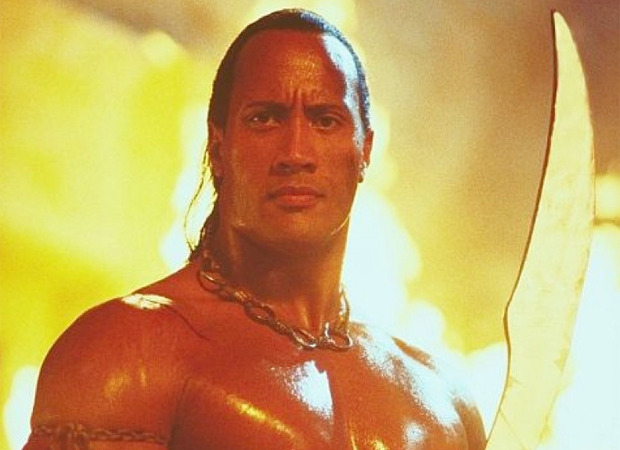 Dwayne Johnson is working on the reboot of his film TheScorpion King
