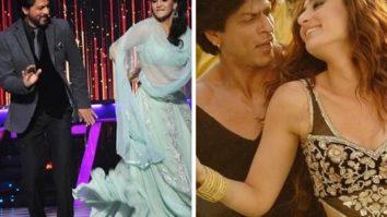 Happy Birthday Shah Rukh Khan: Madhuri Dixit and Kareena Kapoor Khan wish SRK with throwback pictures