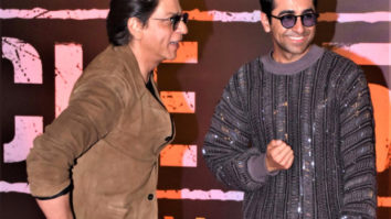 Happy Birthday Shah Rukh Khan: Ayushmann Khurrana dedicates his first Instagram Reel to SRK by recreating 'Tujhe Dekha Toh' from DDLJ