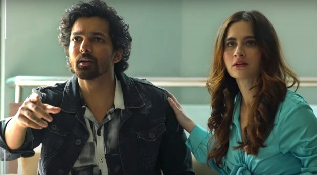 Harshvardhan Rane and Sanjeeda Shaikh to star in an edge of the seat thriller titled Kun Faya Kun