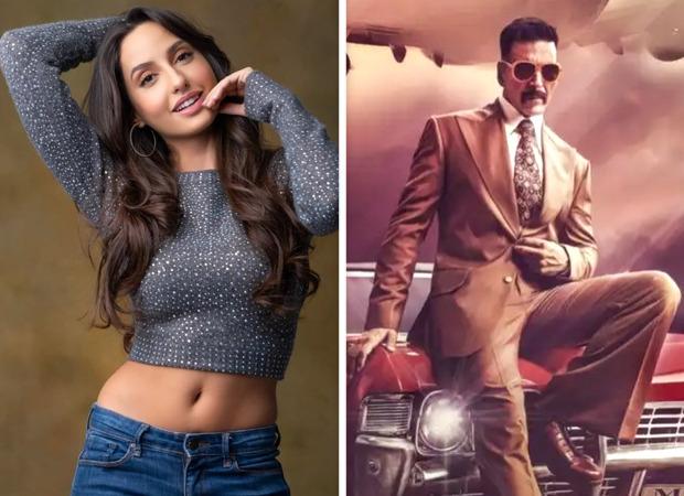 Nora Fatehi roped in for an item song in Akshay Kumar starrer Bellbottom