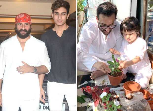 Saif Ali Khan says Ibrahim Ali Khan wants to become an actor and Taimurwill be an actor for sure