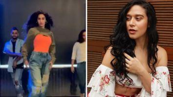 Disha Patani stuns with her dance cover of Cardi B's WAP; Krishna Shroff eyes her wardrobe