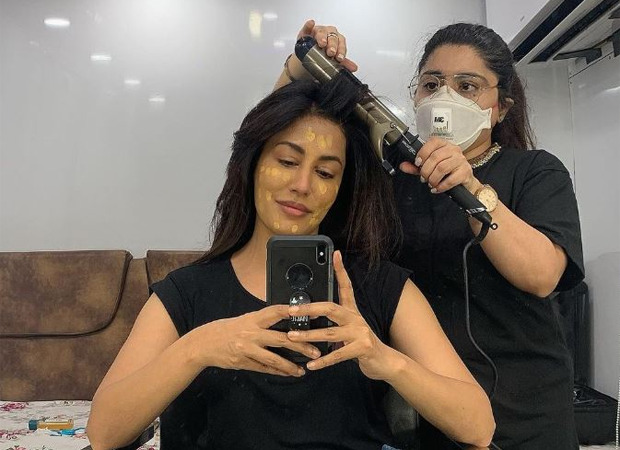 Chitrangda Singh resumes shooting for Bob Biswas admist all necessary precautions