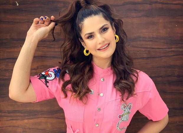 Zareen Khan launches her own website called 'Happy Hippie Zareen'