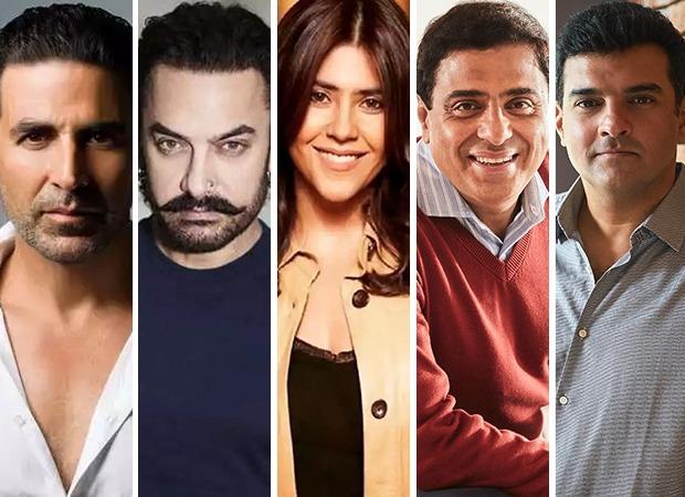 Akshay Kumar, Aamir Khan, Ekta Kapoor, Ronnie Screwvala and Siddharth Roy Kapur named most influential business leaders in Variety 500 list