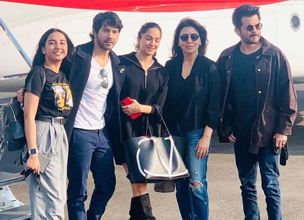Jug Jugg Jeeyo Varun Dhawan, Neetu Kapoor, director Raj Mehta test negative for COVID-19, to resume shoot on THIS date