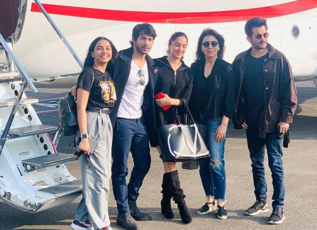 Kiara Advani, Anil Kapoor, Prajakta Koli to resume Jug Jugg Jeeyo shooting, Varun Dhawan and Neetu Kapoor still recovering