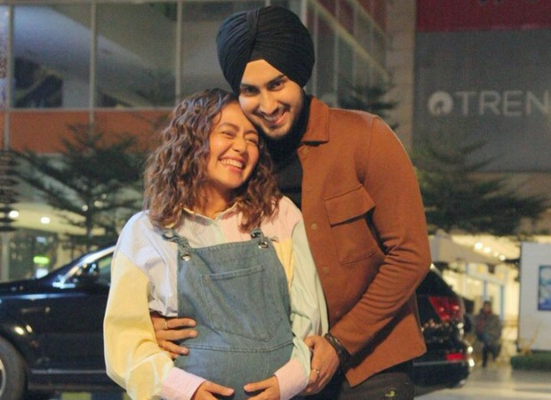 Neha Kakkar and Rohanpreet Singh expecting their first child, singer posts a picture showing off her baby bump